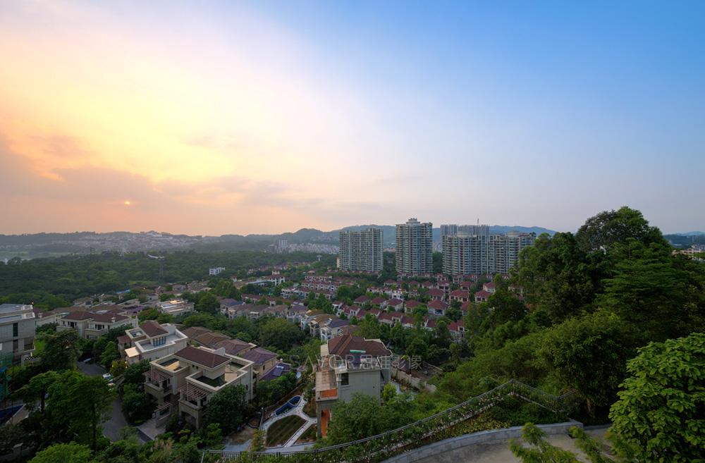 广州 新天半山