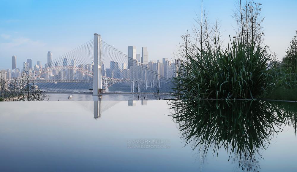 重庆 鲁能星城外滩